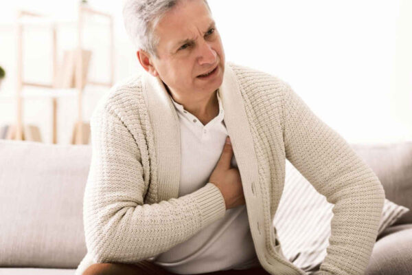 اسباب جلطة القلب